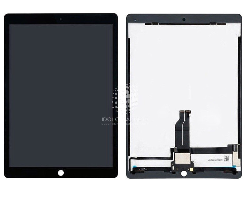 Black Touch Screen Digitizer Complete LCD Display for iPad Air 2 A1566 A1567